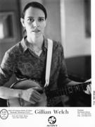 Gillian Welch Promo Print
