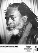 Burning Spear Promo Print