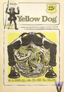 Yellow Dog No. 8 Vintage Comic