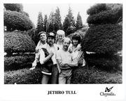 Jethro Tull Promo Print