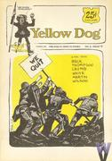 Yellow Dog No. 3 Vintage Comic