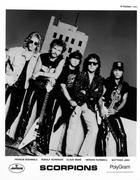 Scorpions Promo Print