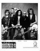 Thunder Promo Print