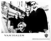 Van Halen Promo Print