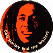 Bob Marley and the Wailers Pin