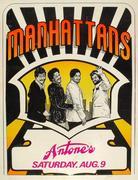 The Manhattans Poster