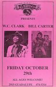 W.C. Clark Poster