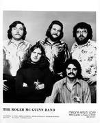 The Roger McGuinn Band Promo Print