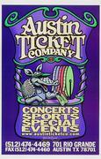Concerts, Sports, and Special Events Poster