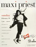 Maxi Priest Poster