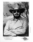 Hank Williams Jr. Promo Print