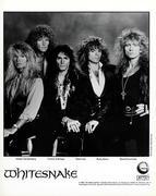 Whitesnake Promo Print