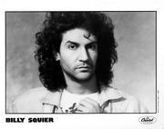 Billy Squier Promo Print