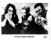 Public Image Limited Promo Print