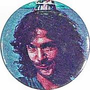 Billy Squier Pin