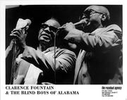 Clarence Fountain & The Blind Boys of Alabama Promo Print