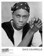 Dave Chappelle Promo Print