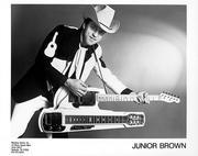 Junior Brown Promo Print