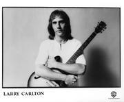 Larry Carlton Promo Print