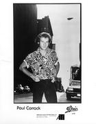 Paul Carrack Promo Print
