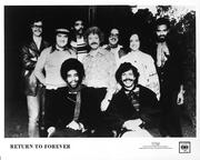 Return to Forever Promo Print