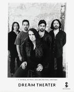 Dream Theater Promo Print