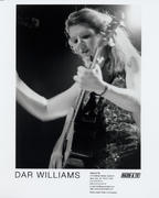 Dar Williams Promo Print