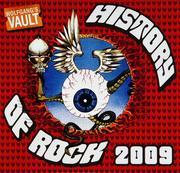 Wolfgang's Vault History of Rock Calendar