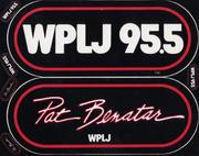Pat Benatar Sticker