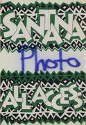 Santana Backstage Pass