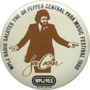 Dr Pepper Central Park Music Festival Pin