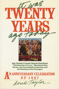 It was Twenty Years ago today Book