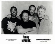 The Funky Meters Promo Print