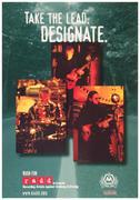 Rush Poster