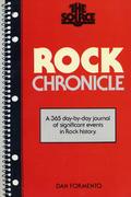 Rock Chronicle Book