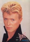 David Bowie Program