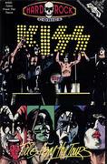 Hard Rock Issue 5: Kiss Vintage Comic