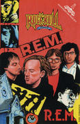 Rock 'N' Roll Issue 35: R.E.M. Vintage Comic