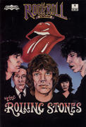 Rock 'N' Roll Issue 6: The Rolling Stones Vintage Comic