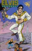 Elvis Shrugged Issue 2 Vintage Comic