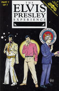 The Elvis Presley Experience Issue 7 Vintage Comic