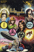 The Led Zeppelin Experience Issue 5 Vintage Comic
