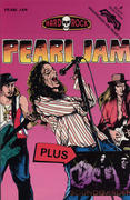 Hard Rock Issue 8: Pearl Jam Vintage Comic