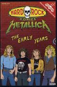 Hard Rock Issue 1: Metallica Vintage Comic