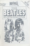 The Beatles Experience Issue 4 Vintage Comic