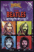 The Beatles Experience Issue 5 Vintage Comic