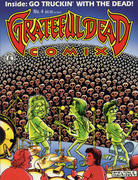 Grateful Dead Comix, No. 4 Magazine