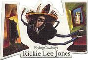 Rickie Lee Jones Pin