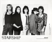 Starship Promo Print