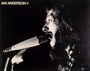 Ian Anderson Poster